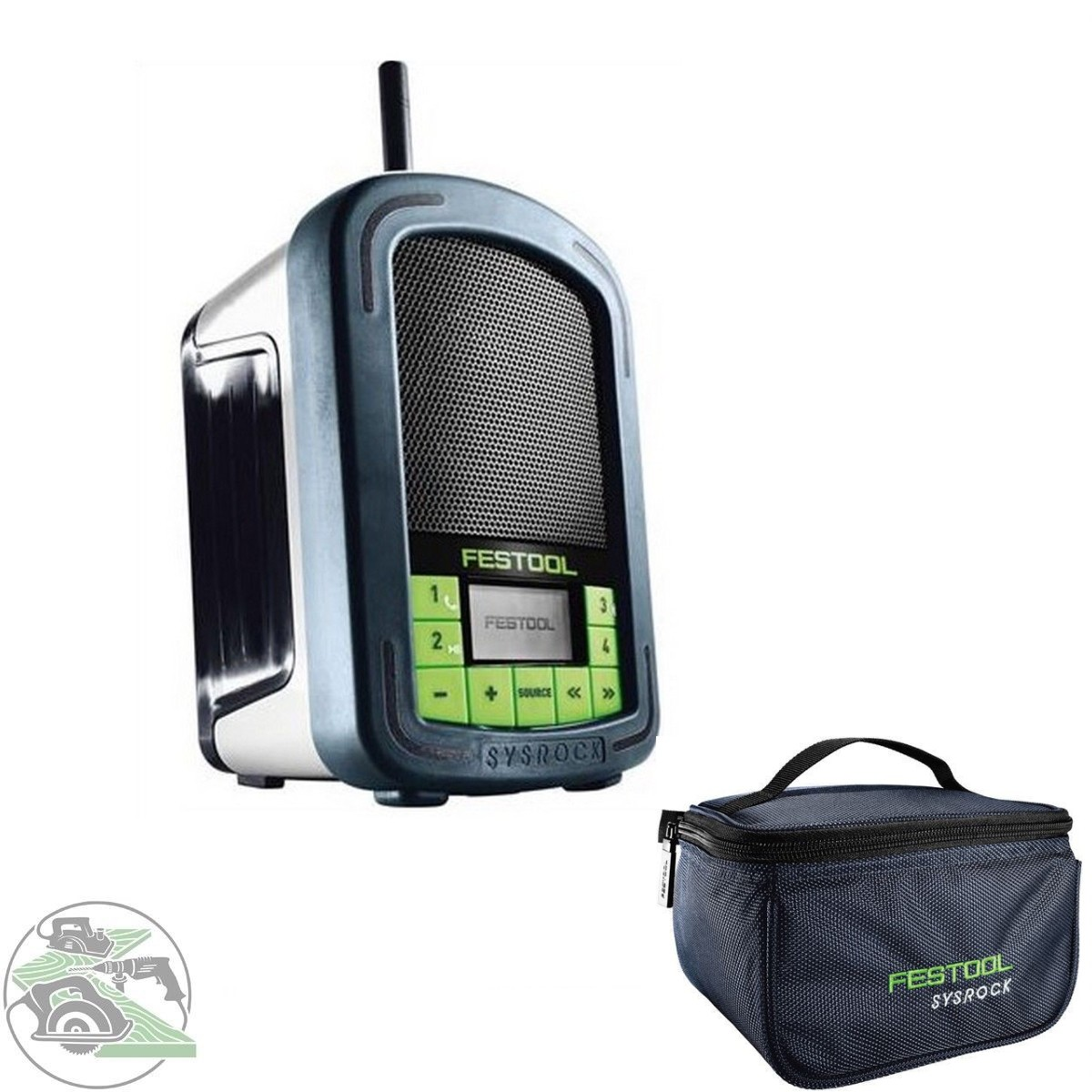festool baustellenradio sysrock br 10 200183 radio bluetooth freisprechfunktion von festool bei. Black Bedroom Furniture Sets. Home Design Ideas
