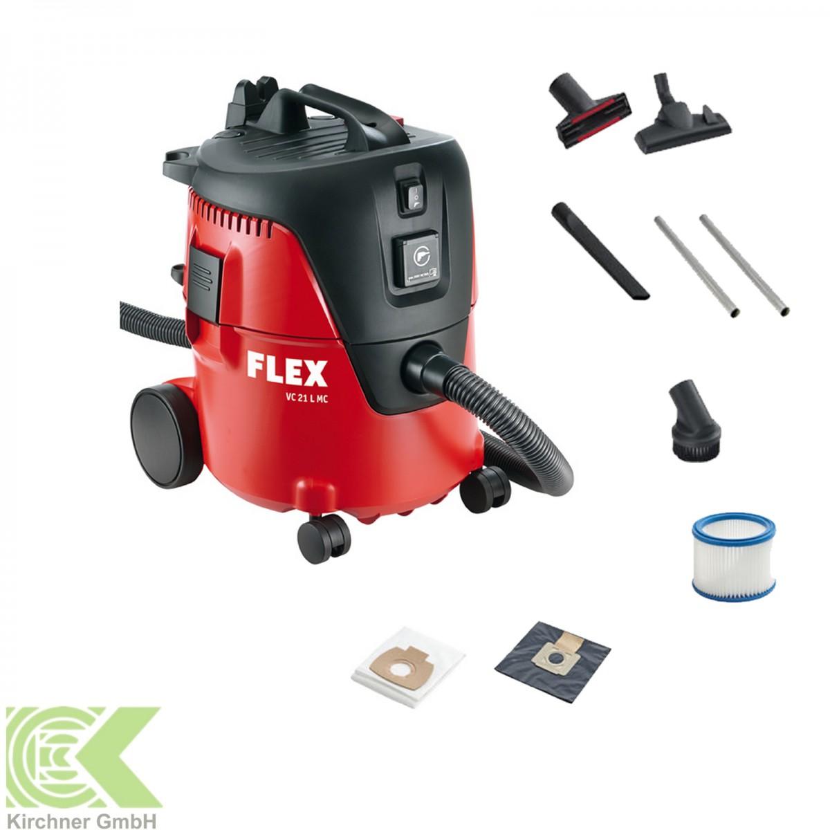 flex sicherheitssauger vc21l mc nr 405418 von flex elektrowerkzeuge gmbh bei kirchner24 kaufen. Black Bedroom Furniture Sets. Home Design Ideas