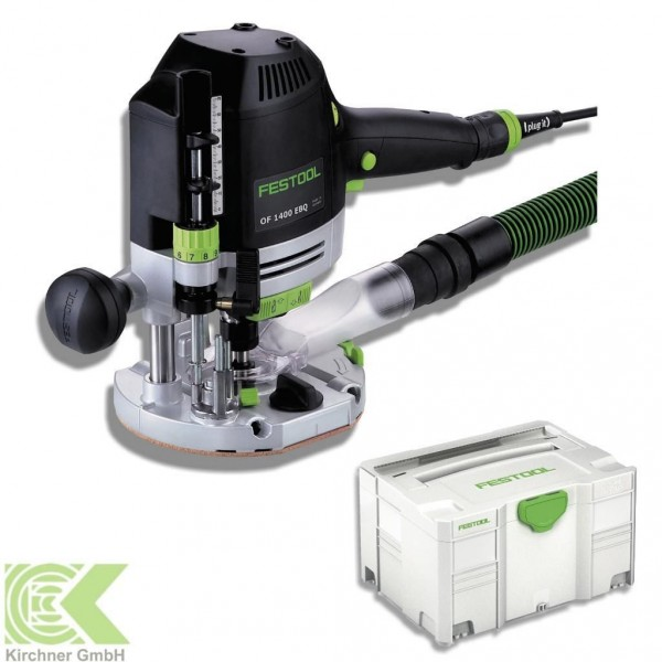 festool oberfr se of 1400 ebq plus 574341 spannzange seitenanschlag systainer ebay. Black Bedroom Furniture Sets. Home Design Ideas