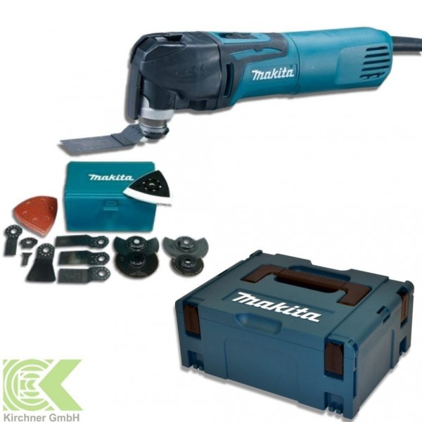makita multifunktionswerkzeug tm3010cx4j im makpac zubeh r multi tool ebay. Black Bedroom Furniture Sets. Home Design Ideas